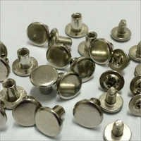 Flat Tungsten Contact Rivets