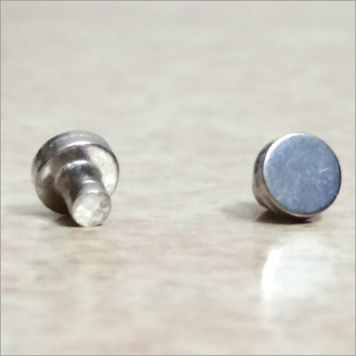 Flat Tungsten Contact Rivets