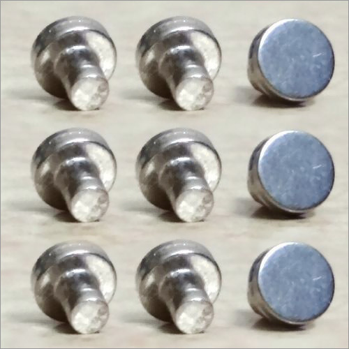 Tungsten Metal Contact Rivets