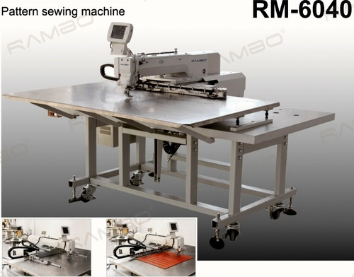 Pattern Sewing Machine (RM-6040)