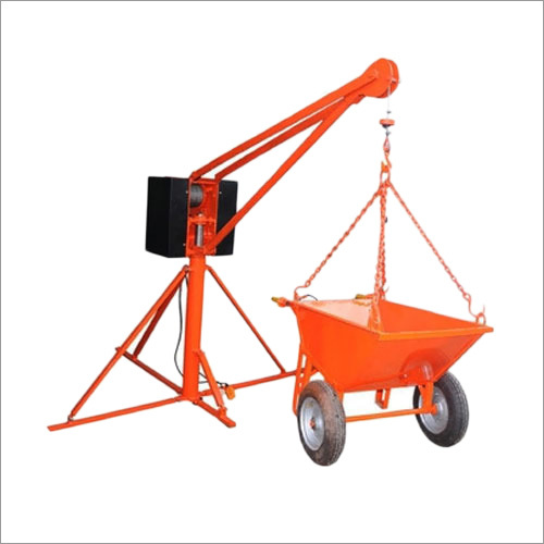 Monkey Lift Mini Crane