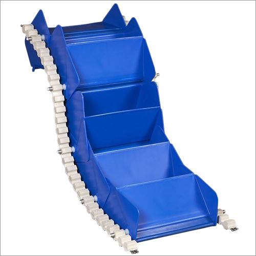 MS Belt Conveyor Bucket