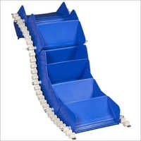 MS Belt Conveyor Bucket