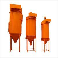 Ground Mounted Dust Collector