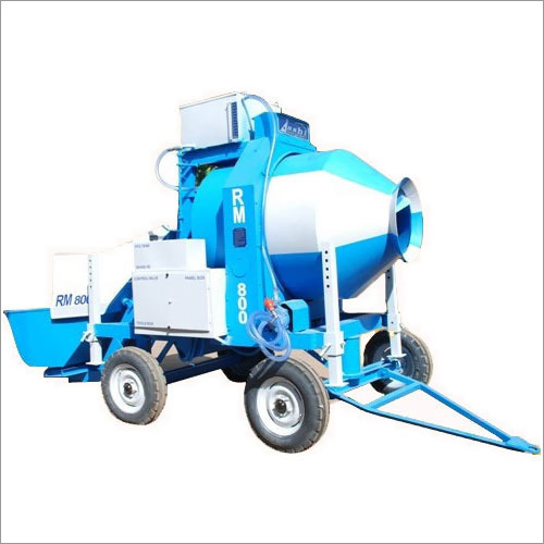 Mobile Concrete Batching Plants