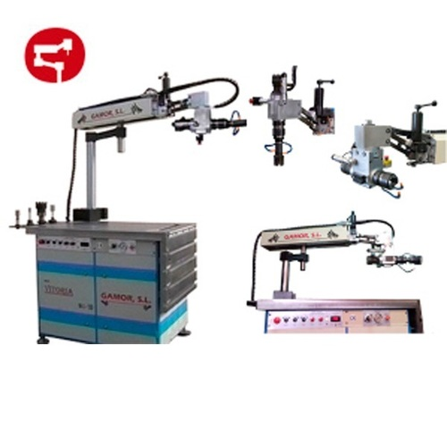 Horizontal Tapping Machine
