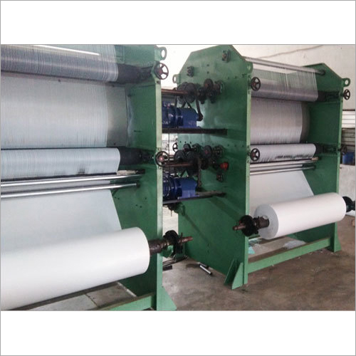 Net Slitting Machine