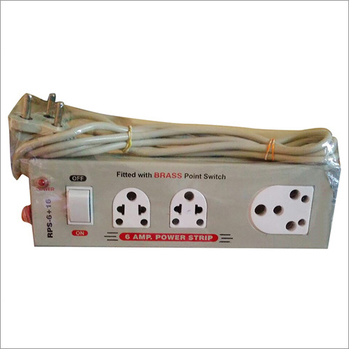 Aluminum Power Strip Chassis