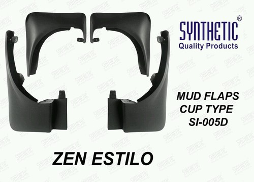 Mud Flaps For Zen Estilo