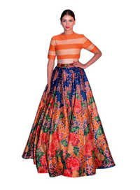 Wedding Designer Silk Lehenga Choli