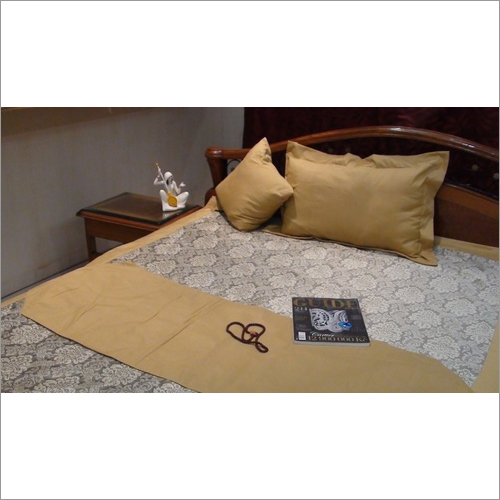 Double Bed Embroidery Bedsheets