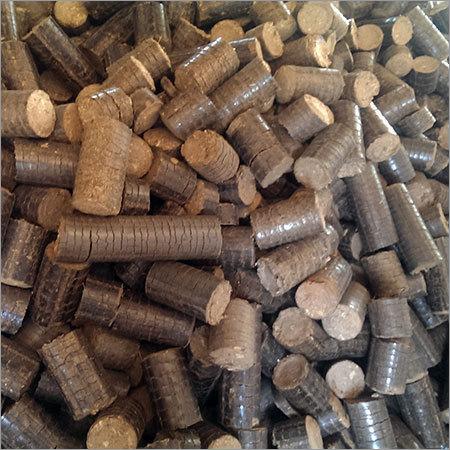 Biomass Briquettes (White Coil)