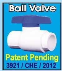Industrial Upvc Ball valve
