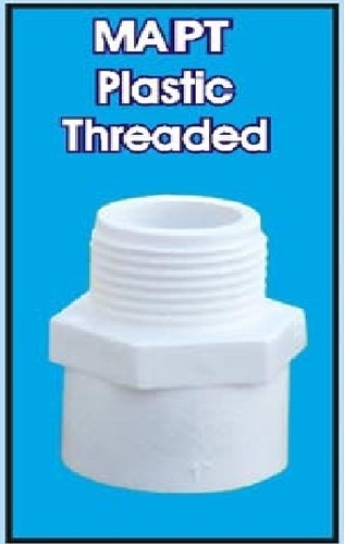 Plastic threaded Fittings