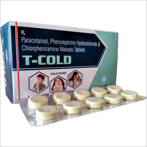 T-Cold Tablet