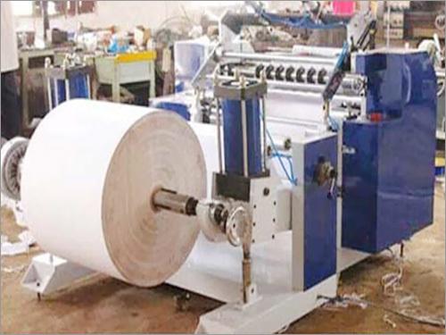 Roll To Roll Slitting Machine