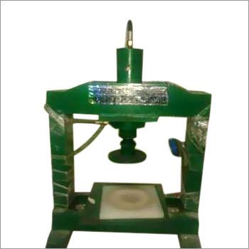 Sheet To Circle Cutting Machine