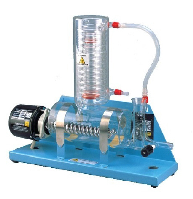 Water Distillation with Metal Heater