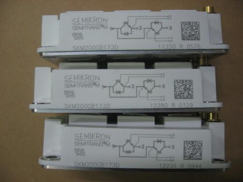 Semikron Diode Module SKM200GB173D