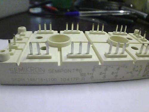 scr thyristor module SKD14616-L100