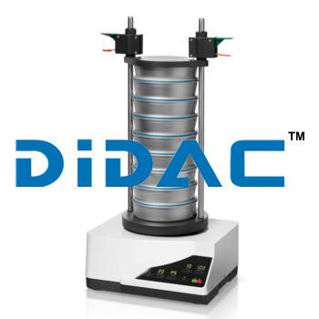 Vibratory Sieve Shaker Control