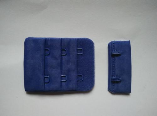 38X52mm Nylon Bra Hook And Eye Tape