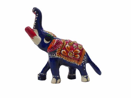 Decorative Metal Elephant