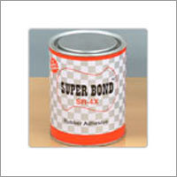 Rubber Adhesive Bond