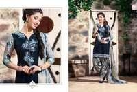 Buy Printed Designer Patiyala Suit Online