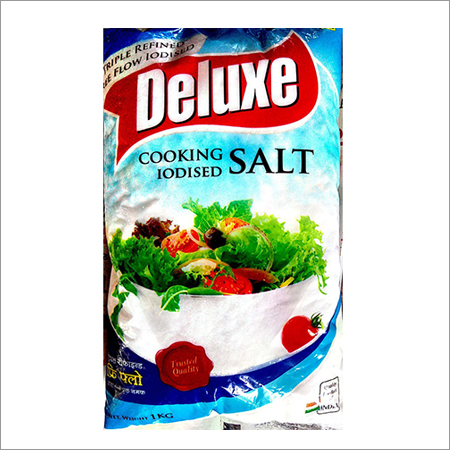 Cooking Iodized Salt