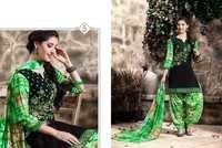 Shop Beautiful Black Patiyala Suit Online