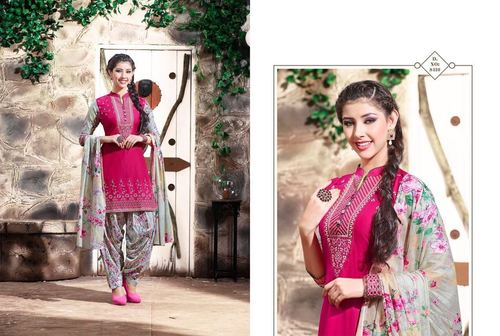 Shop Ready Made Patiyala Salwar Kameez Online