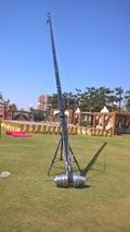 40 ft jumbo jib crane