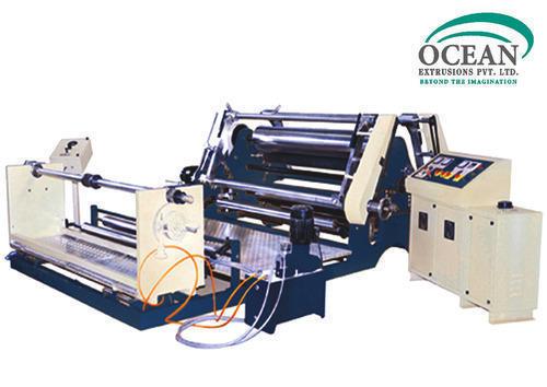BOPP Tape Slitting Rewinder Machine
