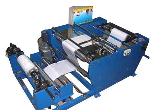 Center Drum Slitter Rewinder Machine