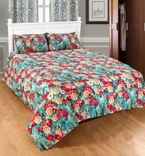 VIPL Polyester Double Bed Sheet