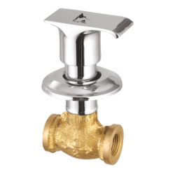 CP Bath Fittings Cubix Series