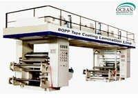 BOPP Tape Coating Lamination Line