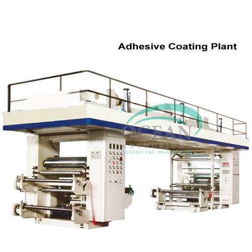Adhesive Coating Plant