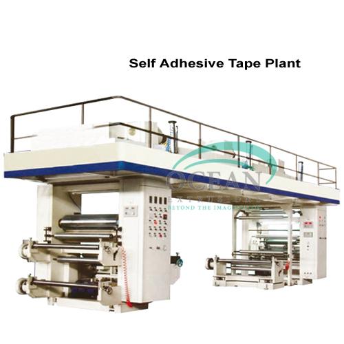 Self Adhesive Tape Plant