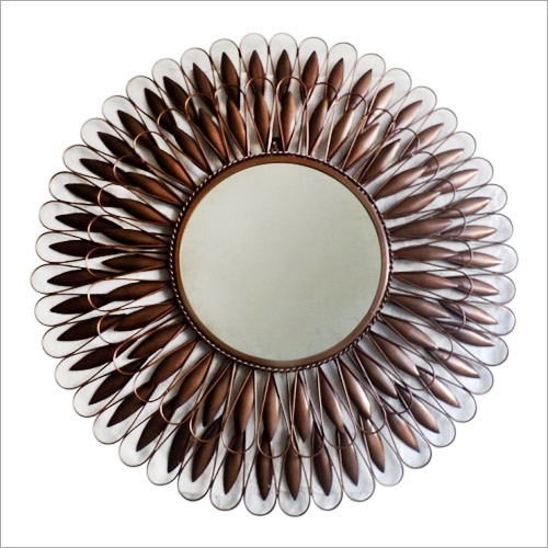 Floral Wall Mirror- 2 Sizes