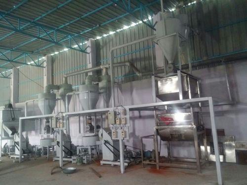 Masala Mill Plant