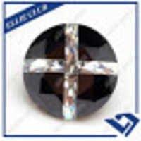 Multicolor - Round Cross