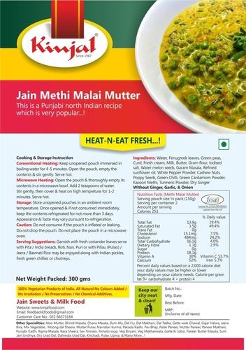 Jain Methi Malai