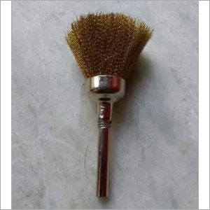Brass Wire End Brush