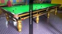 British Snooker Tables