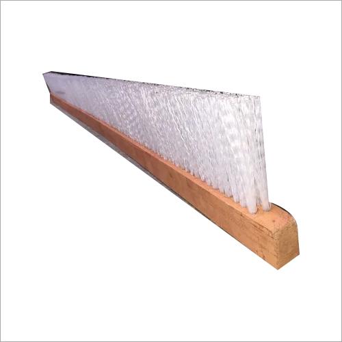 Wooden Flat Brush
