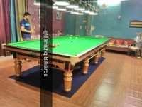 Bailey Gold Snooker Table - Steel Cushions