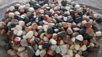 Mix Big Pebbles