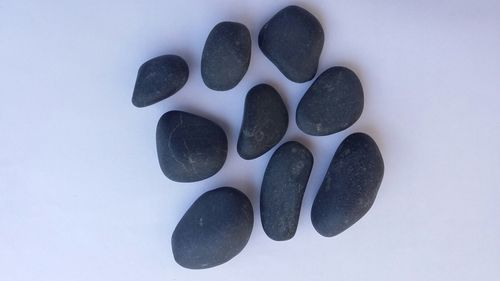 Black Natural Pebbles